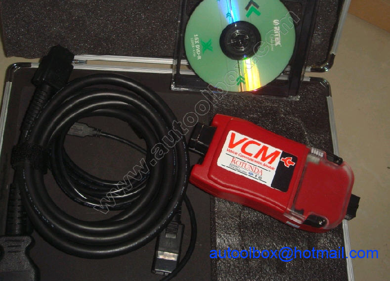 Ford VCM IDS Tool