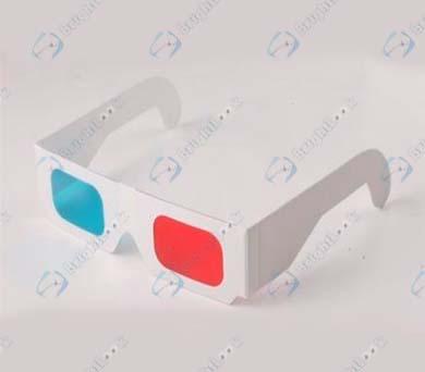 Paper 3D Glasses
