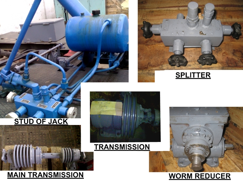 Drilling Rigs Spare Parts