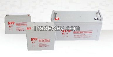 Valve Regulated Lead Acid Battery