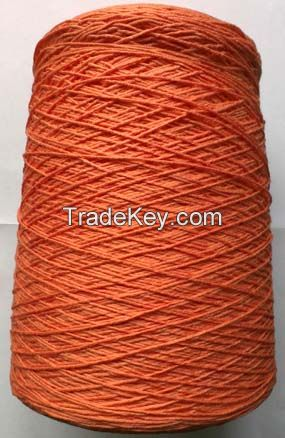 70%bamboo fiber 30%cotton dyed yarn