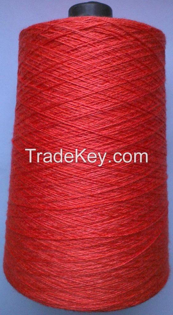 100% pearl fiber yarn