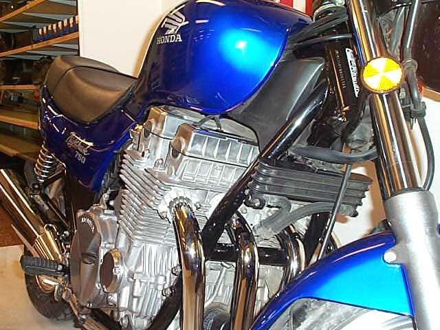 Honda Nighthawk Model 1993