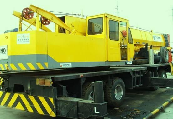 Sell Truck Crane Tadano