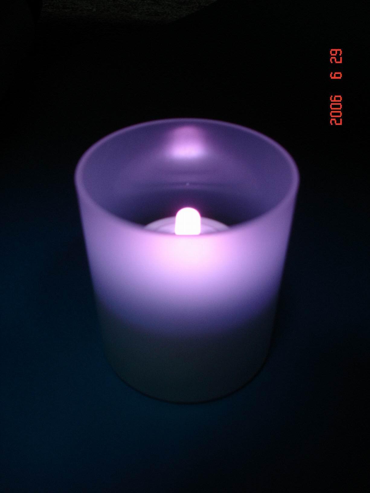 LED CANDLE LIGHT (short)