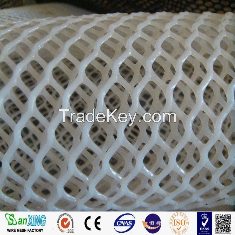 Polyethylene and polypropylene made of plastic netting