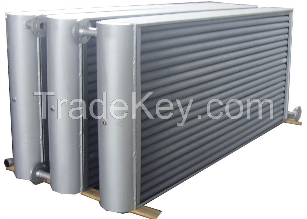 Steam or Thermal Oil Heat Exchangers for Laminating Machines