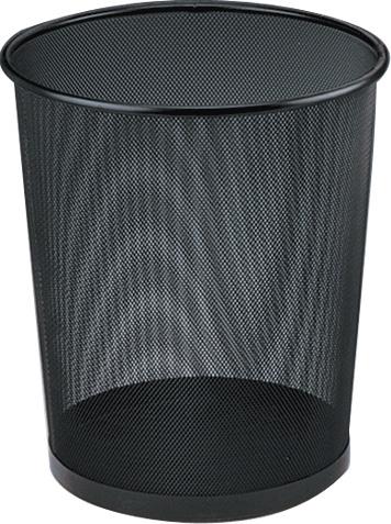 Big round wastebasket