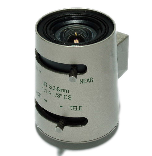 Auto Iris Vari-focal Lens