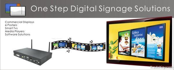 Wireless HD1080P Digital Signage Player LX-N5G-Wifi