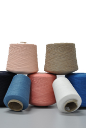 Pure cashmere/blended yarn