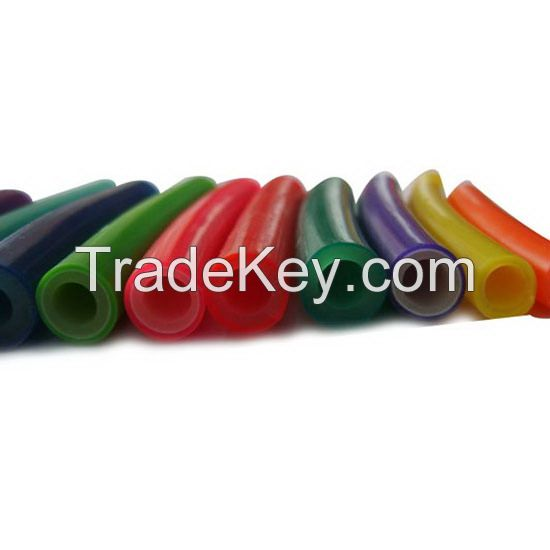 Elastic latex tubing