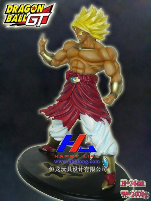 Dragonballz Anime Figures