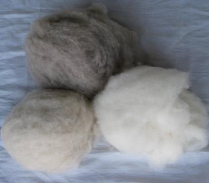 cashmere fibre