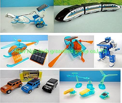 solar toy
