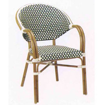 Bamboo Look Chair