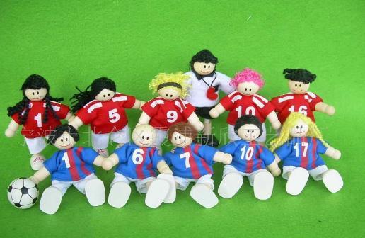 puppet --football team