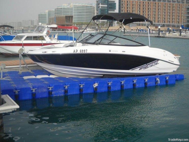 dock boat