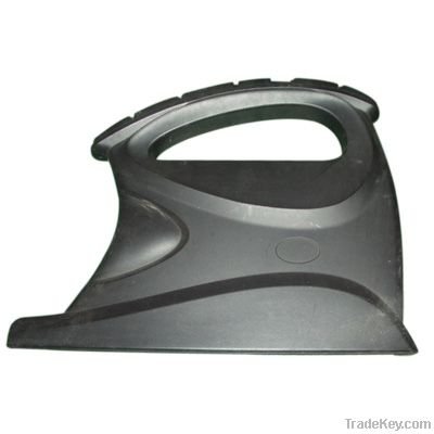 Massage chair handrail