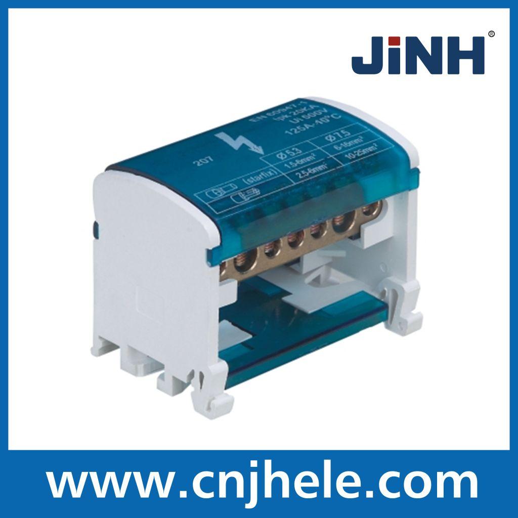 JINH junction box, Connection box