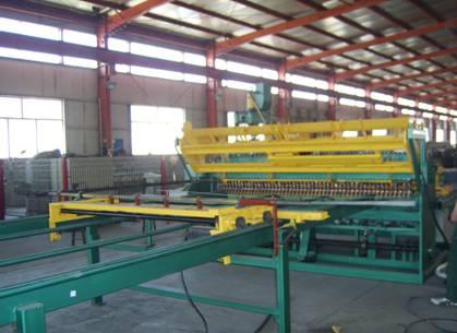 Welded Wire Mesh Machine