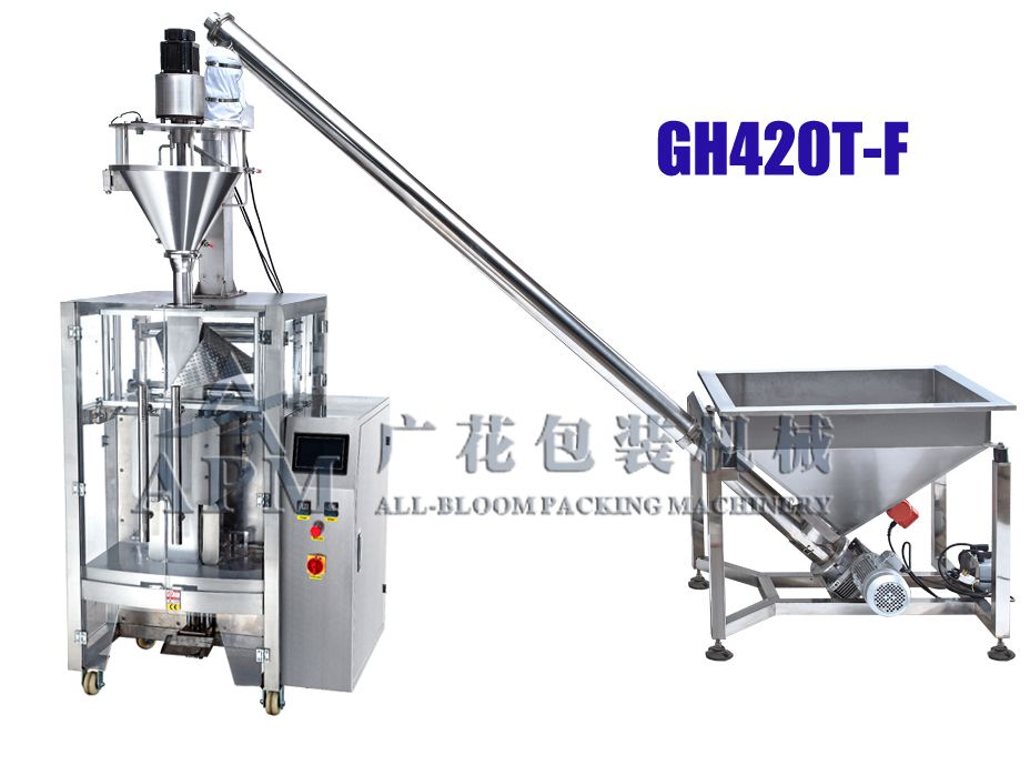 Stand-up Bag Packaging Machine