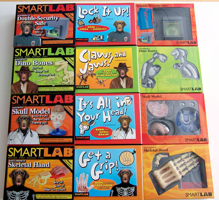 SmartLab - Young Learners Pack