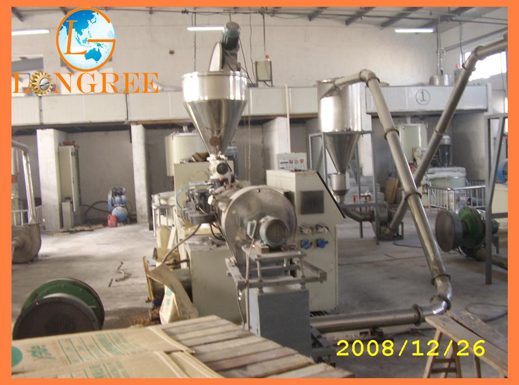 pelletizing production