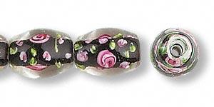 Wholesale Crystals Beads Celestial, lampwork Glass, Millerfiori Glass
