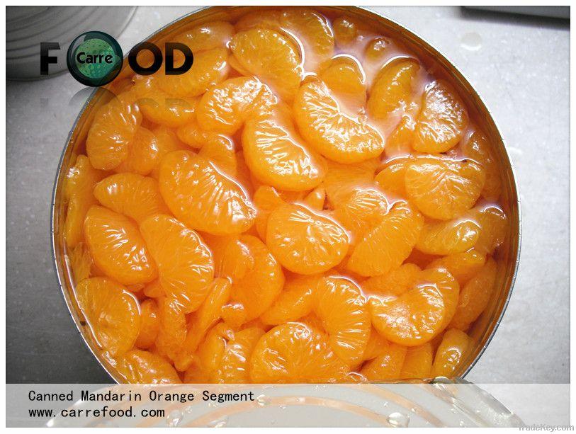 Canned Mandarin Orange Segments whole canned fruits canned food
