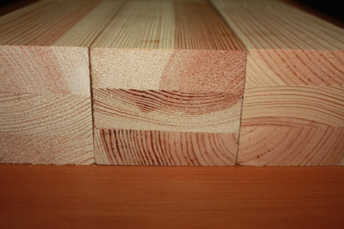 pine square logs for euro windows