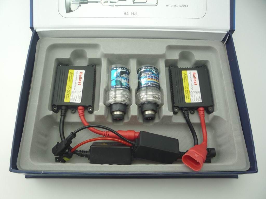 Luces de xenon HID xenon kit D2S conversion kit slim ballast AC