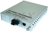 fast fiber media  converter