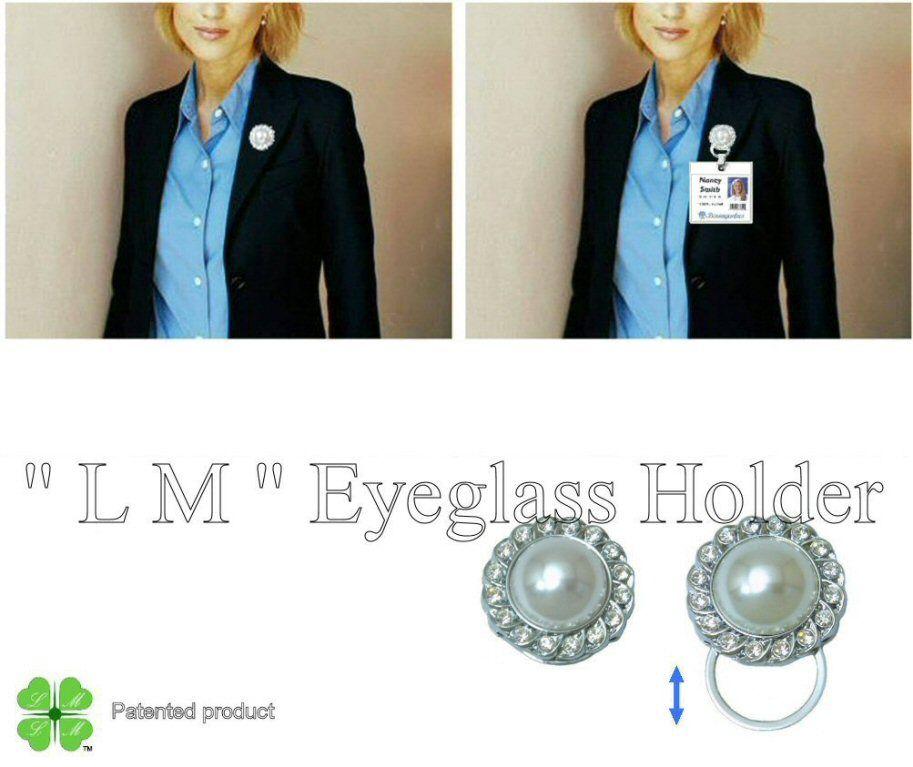 Magnetic Glasses Holder