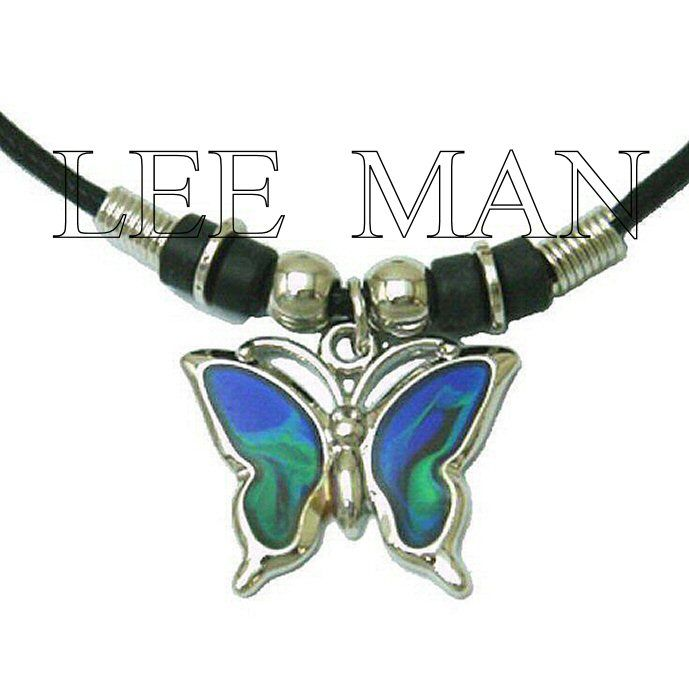 Mood Pendant - Butterfly