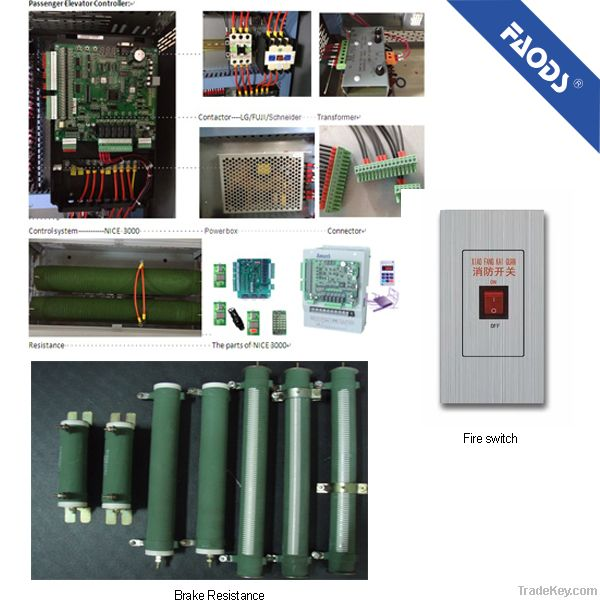 Elevator /escalator part /light curtain/control system/switch/buffer