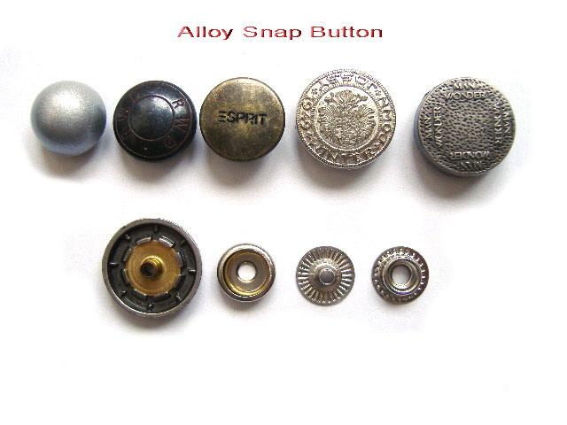 snap button, spring button, press snap buttons