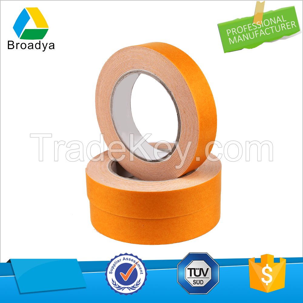 1mm thick  double coated  film tape & PE white foam tape manufacturers