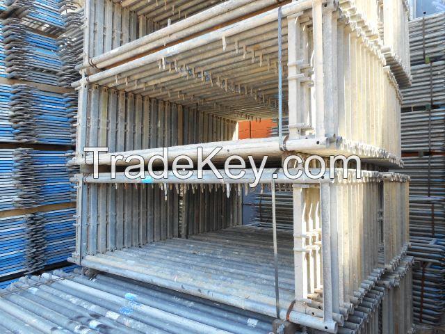 RUX Super 65 Frame Scaffolding Used 2019 sqm