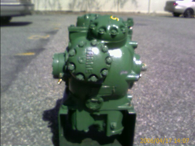 Clutch Assembly for Thermo King GB(Trane)Compressor