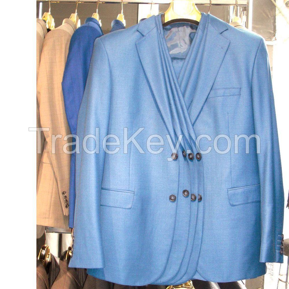 MENS SUIT TWO BUTTON SLIM FIT DRESS WEDDING SUIT WHOLESALE DROPSHIPPING #U01
