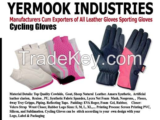 MTB Cycling Gloves