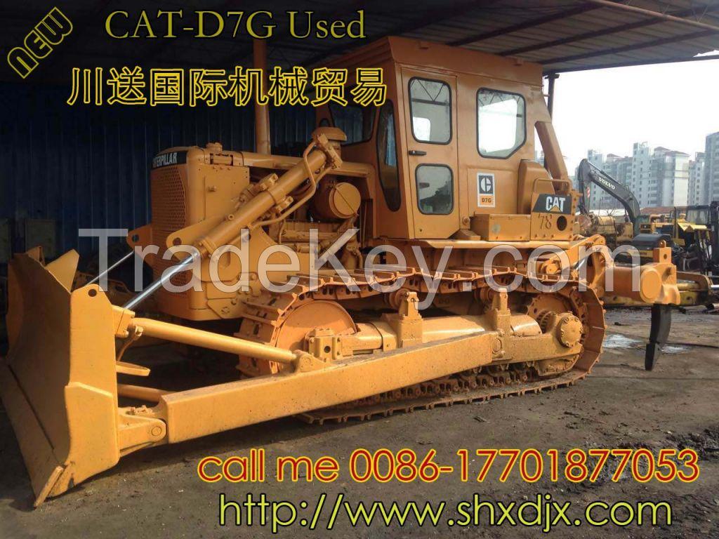 Used Bulldozer CAT-D7G