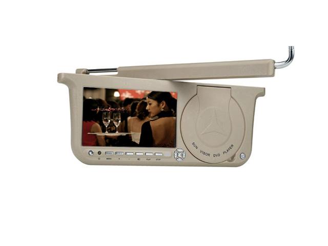 Car Sunvisor DVD