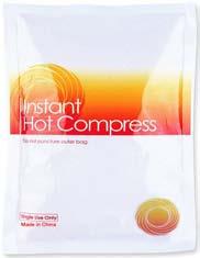 Instant Hot Compress