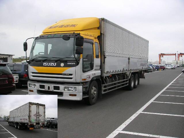 Japanese Used Trucks