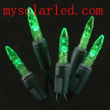LED M5 Moulded christmas light, LED Festival light, Holiday lighting