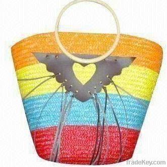 High Quality Lady Straw Bag