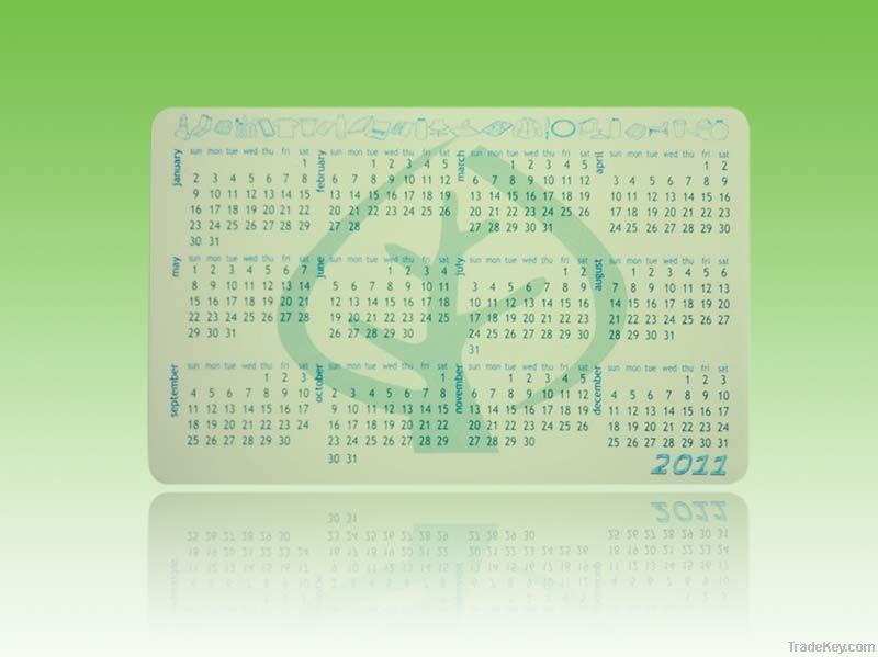 Biodegradable Card (PLA Card)