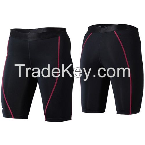 Ladies compression half tights